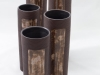 laurence girard_ceramiste_lyon_vase tube brun_manganese005.jpg