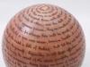 laurence girard ceramique_grosse boule DESIDERATA 002