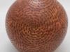 laurence girard ceramique_grosse boule ecritures en pastilles 002