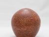 laurence girard ceramique_grosse boule ecritures en pastilles 001