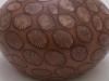 laurence girard ceramique_grosse boule pastilles cuivre 004