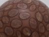 laurence girard ceramique_grosse boule pastilles cuivre 002