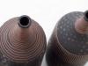 laurence_girard_atelier_touche_terre_lyon_bouteille graphique noir argent 003